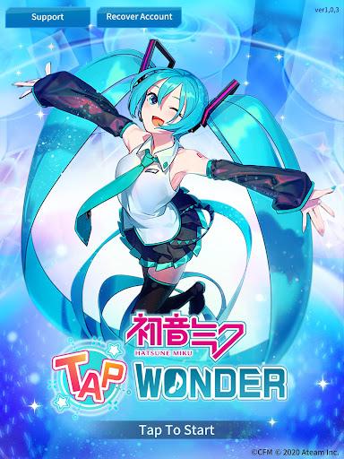 Hatsune Miku - Tap Wonder 1.0.1 screenshots 7