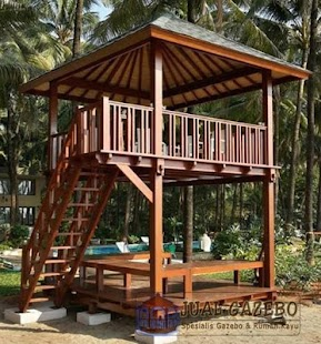 300+ Beautiful Gazebo Design Ideas For Your Garden - náhled