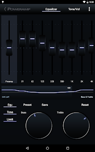 Poweramp Screenshot
