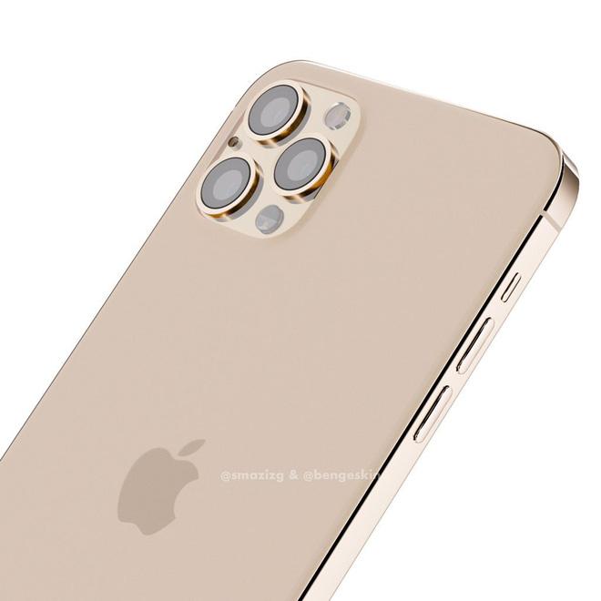 iPhone 2020 với thiết kế của iPhone 4 trông đẹp như thế này đây - Ảnh 1.