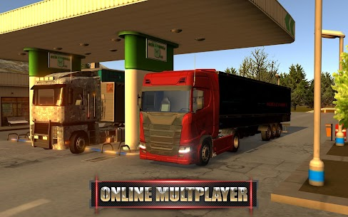 Euro Truck Driver 2018 1.6.0 MOD (Unlimited Money) 3