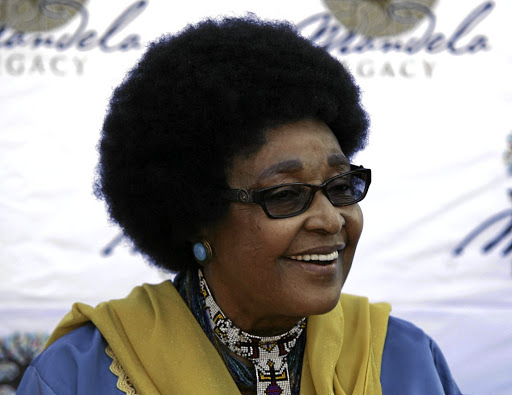 Struggle icon Winnie Madikizela-Mandela survived the brutality of apartheid to become a revered icon of the Struggle.