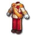 童話の王子な洋服