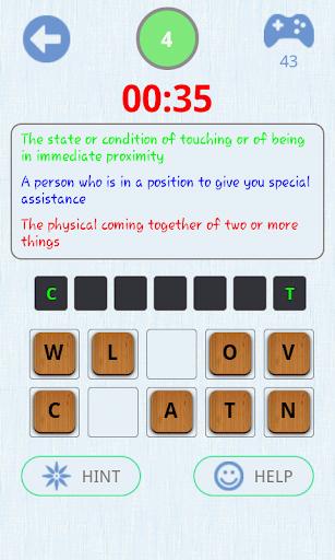 WordDef Game