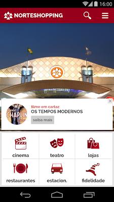 NorteShopping RJ - screenshot