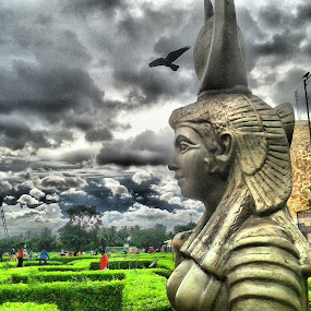 goddess by Neil Mukhopadhyay - Instagram & Mobile Android