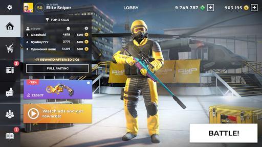 AWP Mode: Elite online 3D sniper action 1.6.1 Screenshots 7