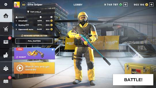 AWP Mode: Elite online 3D FPS 7