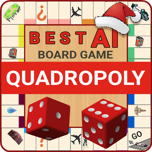 Quadropoly - Best AI Property Trading Board Game