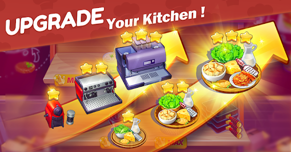 Cooking Voyage Mod Apk- Crazy Chef's (Unlimited Money) 8
