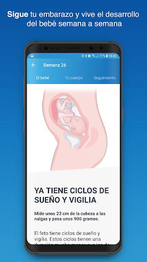 159f78d84 iNatal · App de embarazo screenshot 1 ...