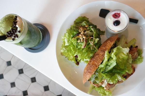 『L'esprit café』~法式小酒館氛圍的優雅早午餐