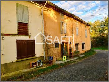 maison à Lanoux (09)