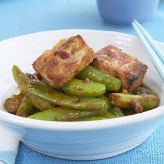 Tofu Stir-Fry.