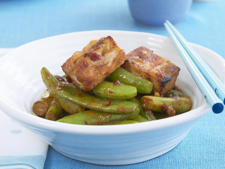 Tofu Stir-Fry Recipe