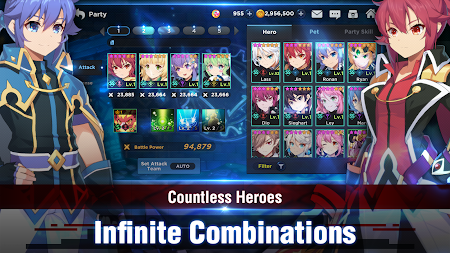 GrandChase APK screenshot thumbnail 19