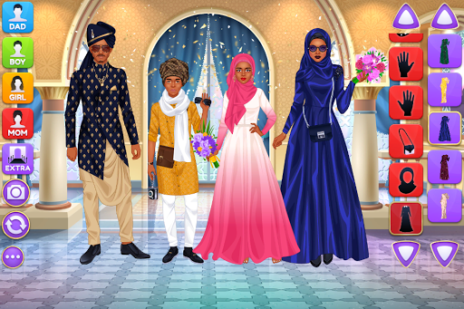 Superstar Family - Celebrity Fashion screenshots 4