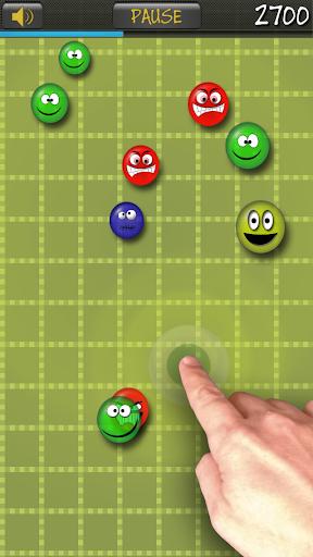 Catch Green Balls Game 2.0 screenshots 2