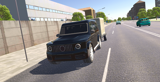 Europe Car Driving Simulator apklade screenshots 1