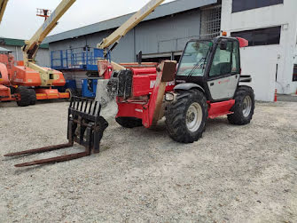 Picture of a MANITOU MT-X1740 SLT