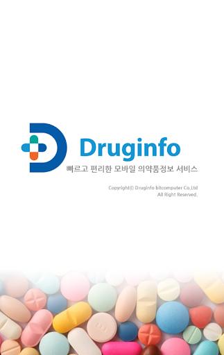 약품정보검색 - 드럭인포 Druginfo