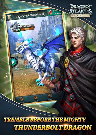 Dragons of Atlantis  screenshots 14