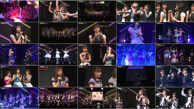 200214 (1080p) HKT48 チームH「RESET」公演 バレンタイン公演 DMM HD