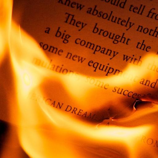 燃燒的書 Lwp 個人化 App LOGO-硬是要APP