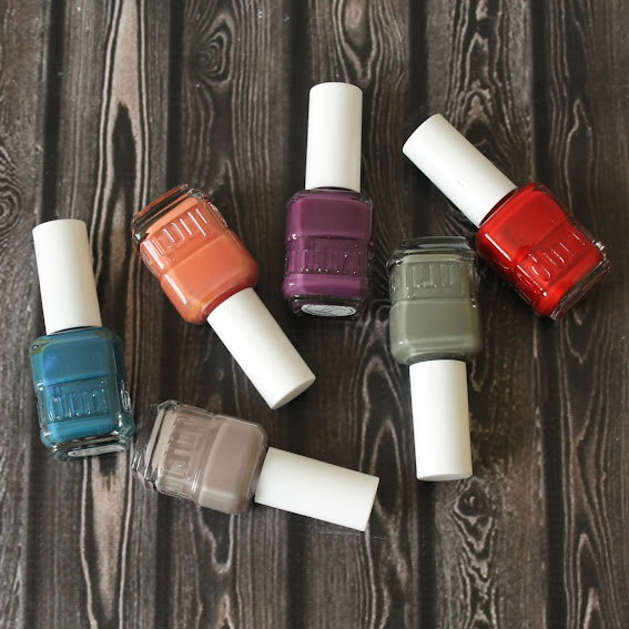 Duri Collection Revel in Luxury Nail Polishes
