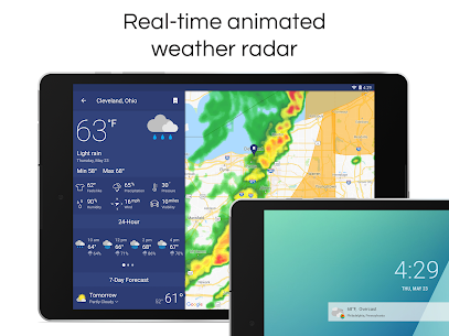 NOAA Weather Radar Live & Alerts 9