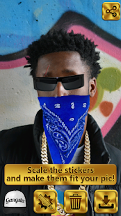Gangster Foto Redaktor - náhled