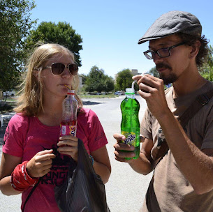 drinking rosemary soda the worst drink on earth in uzbekistan during the mongol rally