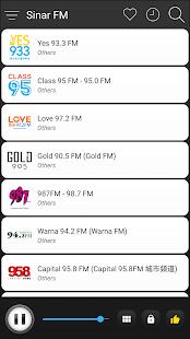Singapore Radio Online - Singapore FM AM Internet - náhled