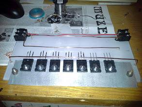 Photo: circuit revision 2.0