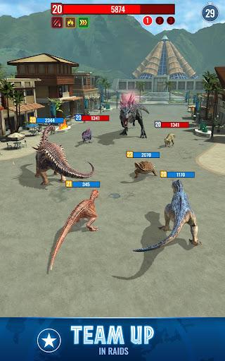 Jurassic World Alive 2.0.40 screenshots 12