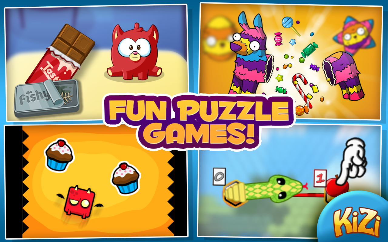 Super Fun Games For Kids Online