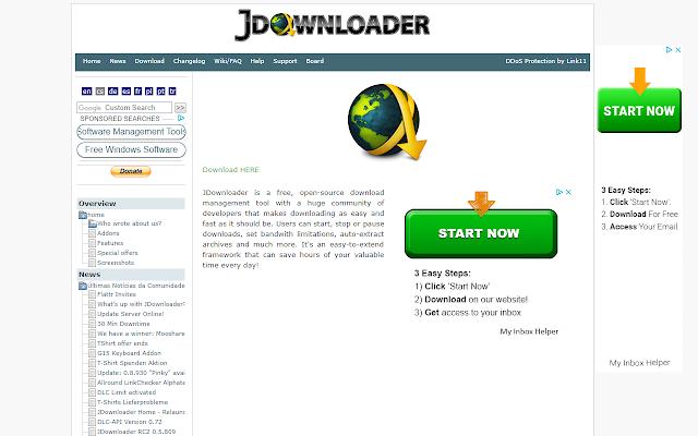 Bittorrent Download Manager