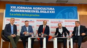 El Ejido acoge la XIII Jornada Agricultura Almeriense en el Sigo XXI.