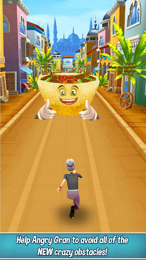Angry Gran Run - Running Game screenshot 10