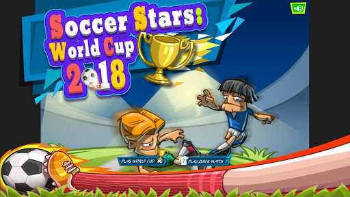 Soccer Starsuff1aWorld Cup 2018 0.1.0 screenshots 1