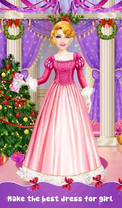 Christmas Princess Makeover v1.0.0