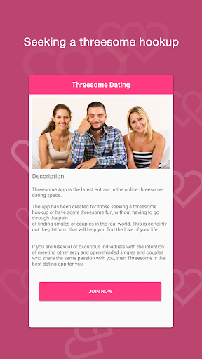 Swingers dating app