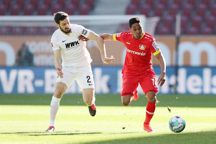 Leverkusen sauve le minimum mais perd des plumes dans la course au top 4