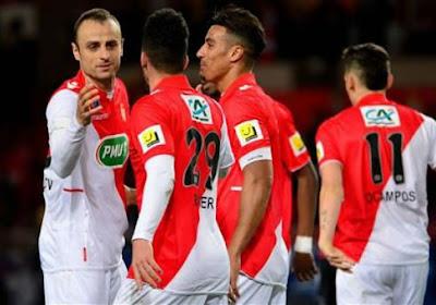 Monaco l'emporte à Lille (0-1)