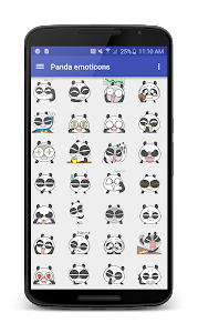 Funny emoticons screenshot 3