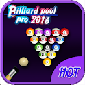 Pro Pool Billiard 2016 icon