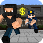 Cops VS Robbers Survival Games