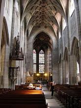 Photo: .... binnenin de kathedraal ....