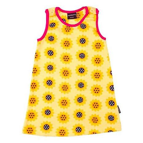 Maxomorra Pinafore Dress Sunflower