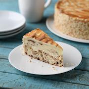 Cinnabun Cinnamon Swirl Cheesecake